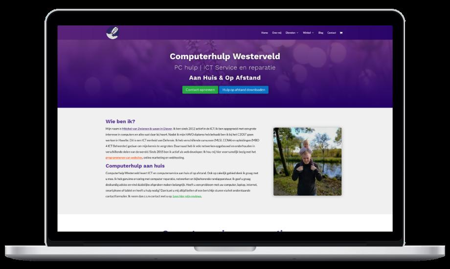 portfolio computerhulp westerveld